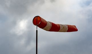 Wetterexperten warnen vor Sturmserie. (Foto)