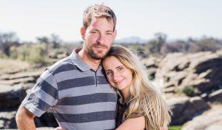 Bauer Gerald und seine Anna wünschen sich ein Kind. (Foto)