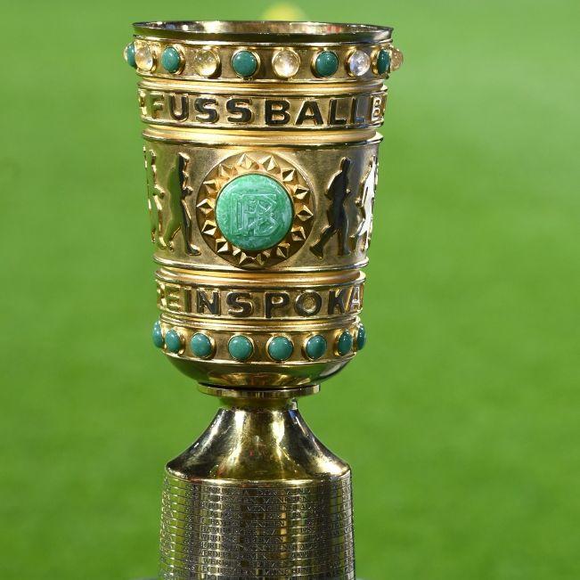 Bayer 04 Leverkusen und Eintracht Frankfurt im Halbfinale (Foto)