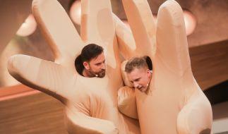 Schlagabtausch zwischen Michael Wendler und Oliver Pocher (Foto)