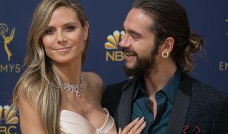Heidi Klum und Tom Kaulitz: Was sie wohl zu dem Fan-Tattoo sagen? (Foto)