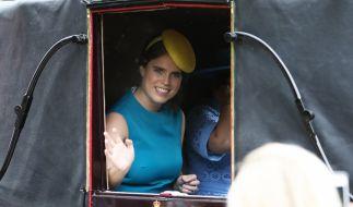 Die Schwangerschaftsgerüchte um Prinzessin Eugenie verdichten sich. Was ist dran? (Foto)