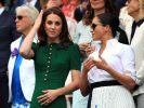 Kate Middleton wird Meghan Markle bei ihrer Rückkehr nach England nicht begrüßen. (Foto)