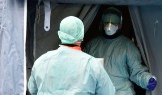 Wie weit breitet sich das Coronavirus noch aus? (Foto)