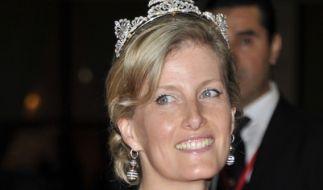 Auch Sophie, Gräfin von Wessex, bekam den aktuellen Coronavirus-Alarm zu spüren. (Foto)