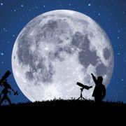 Supermond-Highlight! SO riesig erstrahlt der Mond am Nachthimmel (Foto)