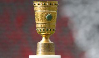 Welche Teams im DFB-Pokal-Halbfinale 2020 gegeneinander antreten müssen, entscheidet die Auslosung der Partien am 8. März 2020. (Foto)