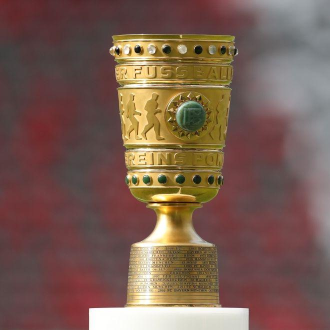 DFB-Pokal-Halbfinals ausgelost! Bayern trifft auf Eintracht Frankfurt (Foto)
