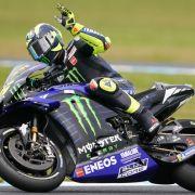 MotoGP, Moto2, Moto3! Sehen Sie Warm-up und Rennen in San Marino heute live (Foto)