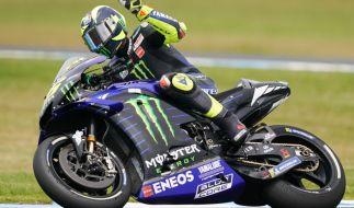 Der Start in die MotoGP-Saison 2020 wurde von der Coronavirus-Pandemie überschattet. (Foto)
