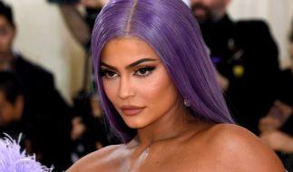 Kylie Jenner hat definitiv keinen Nachholebedarf in Sachen sexy Posen. (Foto)