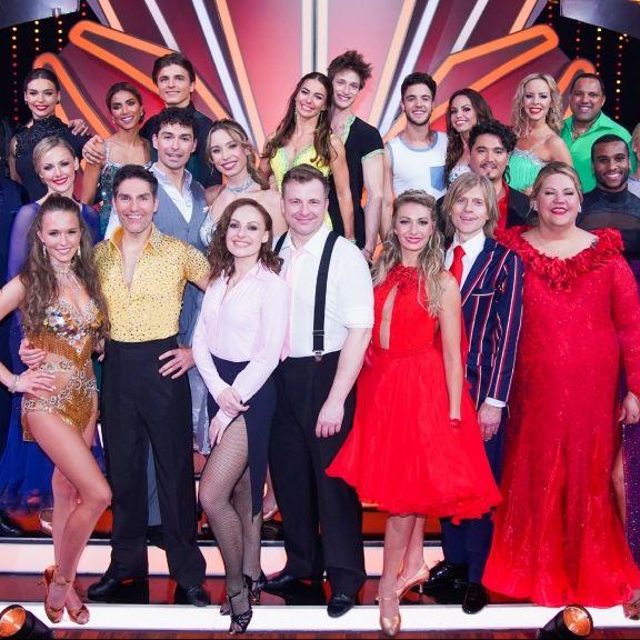 Nicht stolpern! Alle Promi-Tänze von Show 2 im Überblick (Foto)