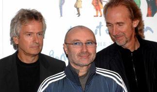 Phil Collins geht ab November wieder mit Genesis auf Tournee. (Foto)