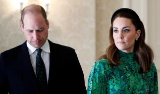 Für Kate Middleton und Prinz William gab es auf ihrer Irland-Reise einige Stolpersteine. (Foto)