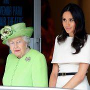 """""""Fall tot um!"""" So heftig soll Meghan gegen die Queen wüten (Foto)"""