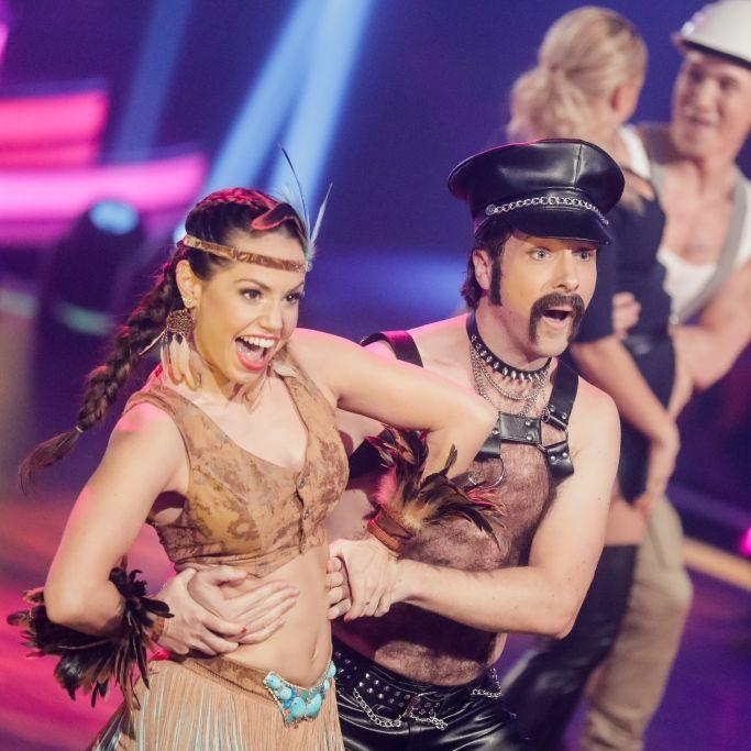 """DAS hat die """"Let's Dance""""-Tänzerin abseits des Parketts drauf (Foto)"""