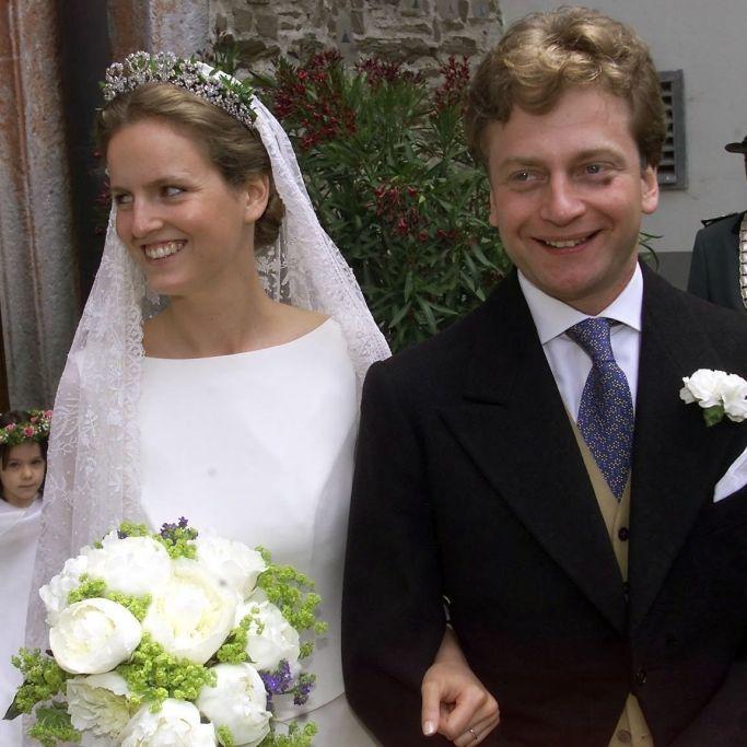 Bis dass der Tod sie scheidet! Diese Royals starben kurz nach Ja-Wort (Foto)