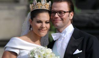 Seit fast zehn Jahren sind Prinzessin Victoria von Schweden und Daniel Westling mittlerweile verheiratet. Doch wie gut passen sie wirklich zusammen? Das sagen die Sterne. (Foto)