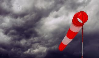 Wetterexperten warnen vor erneuter Sturmserie. (Foto)