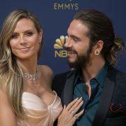 Heidi Klum und Tom Kaulitz sind aktuell getrennt. Sie ist in den USA, er in Südamerika auf Tour. (Foto)