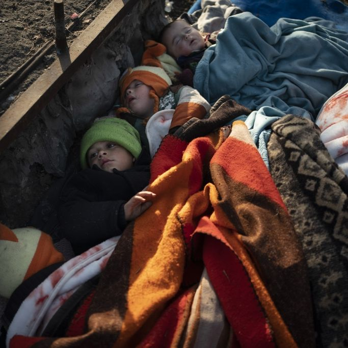Beschlossen! GroKo will Flüchtlingskinder aufnehmen (Foto)