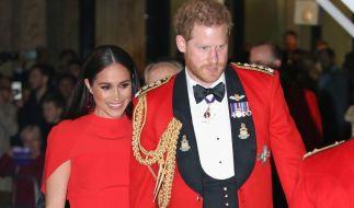 """Für Meghan Markle und Prinz Harry war das """"Mountbatten Festival of Music"""" einer der letzten Auftritte als Vollzeit-Royals. (Foto)"""