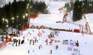 Im Rahmen des Ski-alpin-Weltcups dürfen die deutschen Damen vom 12. bis 14. März 2020 im schwedischenÅre zeigen, was sie können. (Foto)