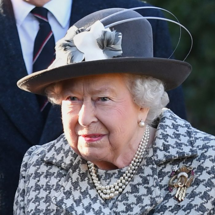 Frech! HIER wurde die Königin einfach ausgesperrt (Foto)