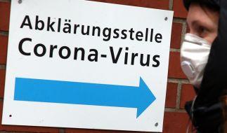 Die Coronavirus-Welle wütet weiter - doch wann ist die Epidemie endlich ausgestanden? (Foto)