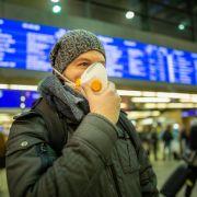 EU plant Verlängerung des Einreisestopps bis 15. Mai (Foto)