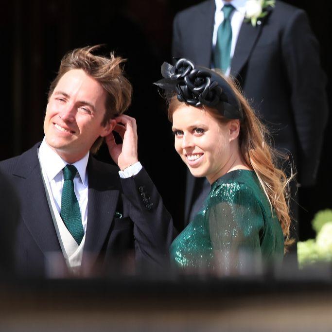 Scheitert die royale Hochzeit am Coronavirus? (Foto)