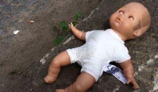 Ein 20 Monate altes Kind wurde zu Tode verbrüht. (Foto)