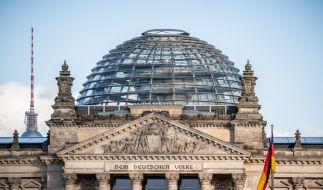 Erstmals gibt es einen bestätigten Fall einer Corona-Infektion im Deutschen Bundestag. (Foto)