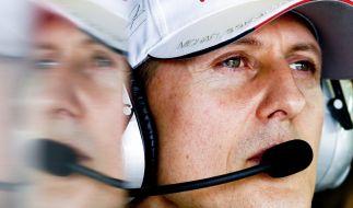 Die Karriere von Michael Schumacher reihte eine Sternstunde an die nächste. (Foto)