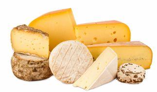 Wegen möglichem Keimbefall ruft Netto einen Käse zurück. (Foto)