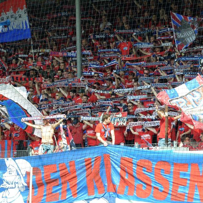Remis! 1. FC Heidenheim vs. Hamburger SV endet ohne Tore (Foto)