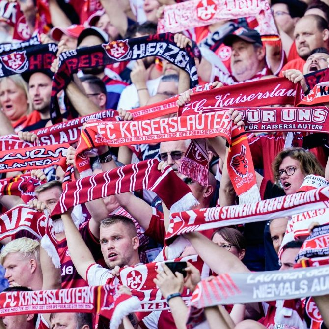 1. FC Kaiserslautern: Erfolg gegen SC Freiburg II ! (Foto)