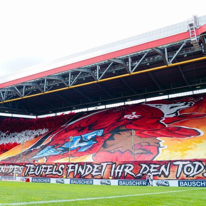 1. FC Kaiserslautern siegt mit 2 : 1 (Foto)