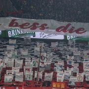 Köln kassiert Heimniederlage gegen Gladbach (Foto)