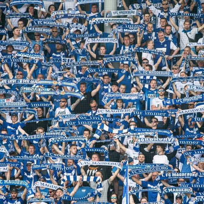 Wahnsinn! 1. FC Magdeburg hält Türkgücü München auf Distanz (Foto)