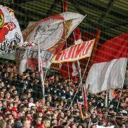 1. FC Union Berlin geht gegen Eintracht Frankfurt mit Remis aus dem Match (Foto)