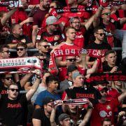 Highlights von Bayer 04 Leverkusen gegen RB Leipzig (Foto)