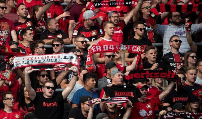 Leverkusen vs. Wolfsburg im TV und Stream