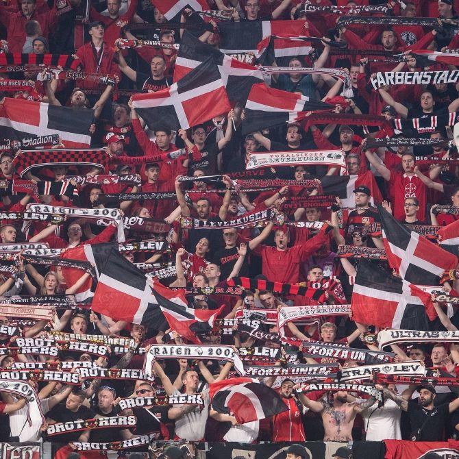 Leverkusen geht gegen Dortmund Zuhause unter (Foto)