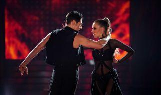 """Laura Müller überraschte bei """"Let's Dance"""" nicht nur die TV-Zuschauer. (Foto)"""