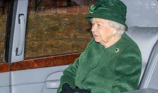 Queen Elizabeth II. ist angesichts der grassierenden Coronavirus-Pandemie nach Windsor geflüchtet. (Foto)