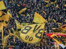 Borussia Dortmund vs. Hertha BSC abgesagt