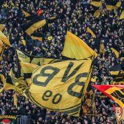 Überraschender Sieg über Borussia Dortmund (Foto)