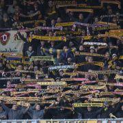 SV Meppen patzt gegen Dynamo (Foto)
