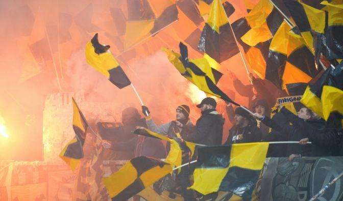 Dresden vs. Hansa